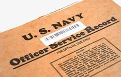 VA certificate of eligibility records